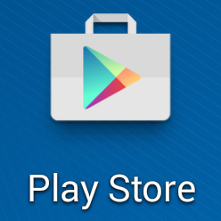 Icône du Google Play Store